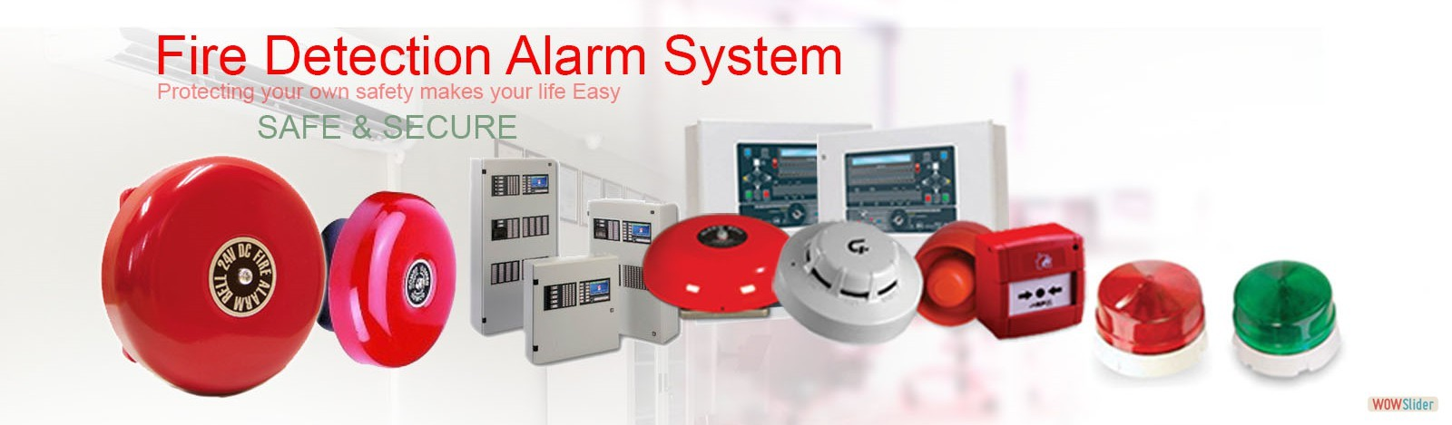 Alarm, Detection and Security Solutions