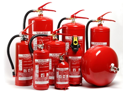 Tri Parulex Fire Protection System - fire safety equipment