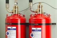 Tri Parulex Fire Protection System Fire Safety Equipment
